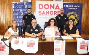 Ondara busca salvar a 330 personas con la II Maratón de Donación de Sangre