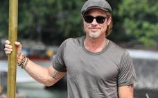 Brad Pitt: «Me enseñaron a ser fuerte y no mostrar mis debilidades»