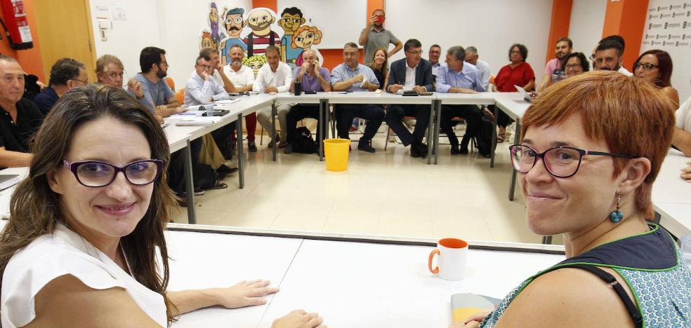 La alianza entre Compromís y Unidas Podemos no sumaría más escaños
