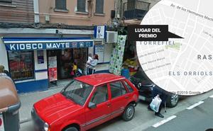 La Bonoloto del jueves deja un segundo premio en Valencia