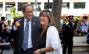 Torra insinúa que plantará la próxima semana al juez de los lazos amarillos