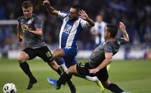 El Espanyol se estrena sin fortuna