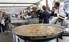 Valencia celebra el Día Mundial de la Paella