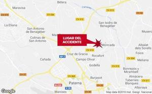 Un hombre de 57 años muere en un accidente laboral en Moncada