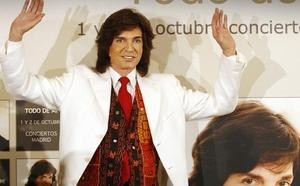 El hijo de Camilo Sesto impide un homenaje al cantante en Alcoy