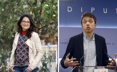 Oltra no descarta confluir con el partido de Errejón para «no dejar huérfanos a los votantes de izquierdas»