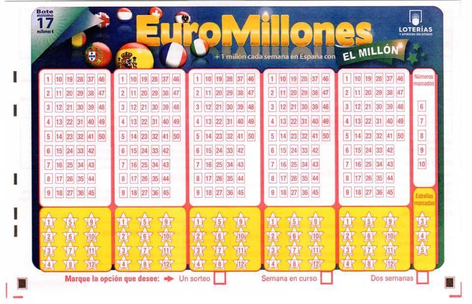 Comprobar Euromillones del viernes 20 de septiembre: resultados y ganador del bote
