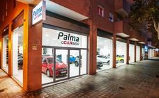 Automóviles Palma celebra su feria de VO