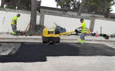 Paterna comienza la reparación de aceras en La Canyada con 2,8 millones de euros en inversión