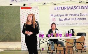 Puntos Violeta para promover la igualdad en las fiestas patronales