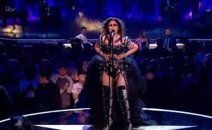 Britain's Got Talent se rinde al talento de la cantante española Cristina Ramos