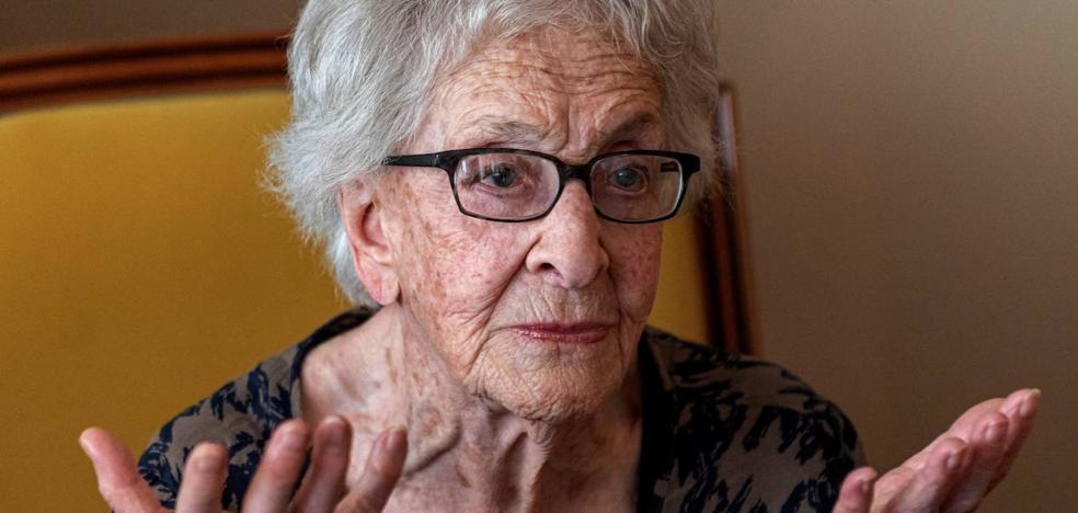 Ida Vitale: «Nunca me he sentido víctima del machismo»