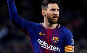 Messi debuta en el mundo de la moda