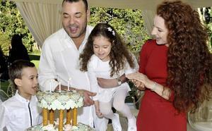 La princesa Salma reaparece en Nueva York