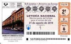 Números premiados en el sorteo de la Lotería Nacional del sábado 21 de septiembre