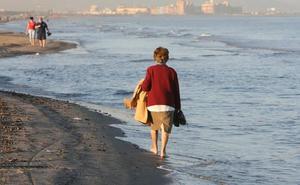 Dos hombres fallecen ahogados en la playa de la Malvarrosa