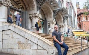Extranjeros en Valencia: Jorge López