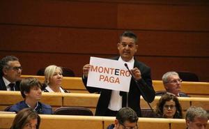 Compromís denuncia que los 11 senadores valencianos del PSOE no han hecho ninguna iniciativa parlamentaria en cuatro meses