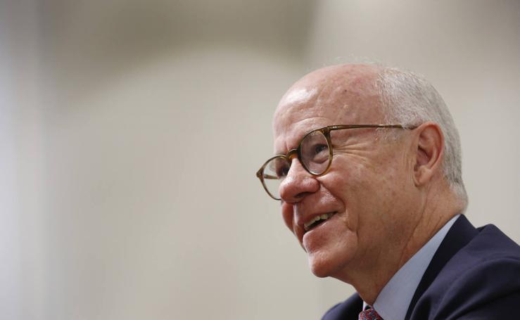 Ramón Trénor, uno de los abogados más prestigiosos de España