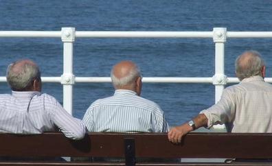 Un pensionista valenciano cobra 78 euros menos que la media de España