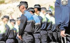 El Ayuntamiento de Alicante aprueba la mayor convocatoria para Policía Local con 89 plazas