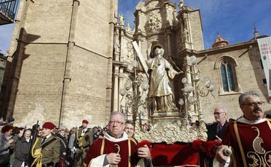 Acuerdo para que San Vicente Mártir se celebre en domingo