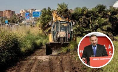 El Botánico se rompe en Les Corts por la defensa de la huerta y la ampliación de la V-21