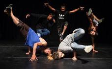 Los guerreros afganos del breakdance
