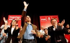 Pedro Sánchez empezará la precampaña electoral el 2 de octubre en Valencia