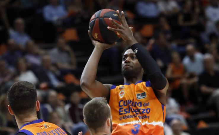 El Valencia Basket - MoraBanc Andorra en imágenes