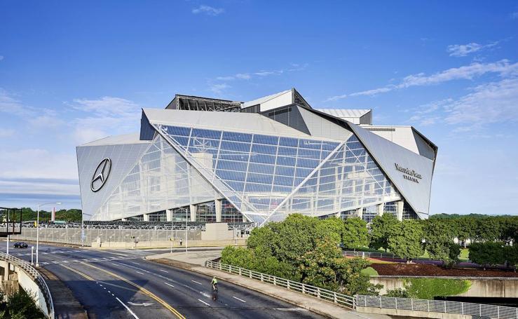 Así son los impresionantes estadios de la empresa de arquitectura HOK