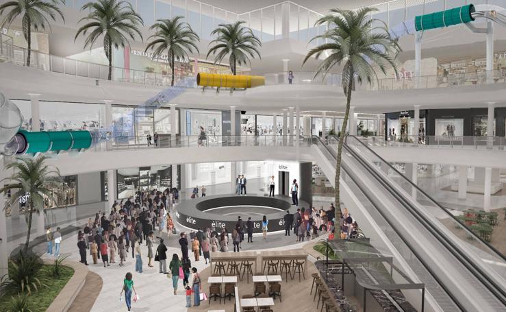 Así será el nuevo Centro Comercial El Saler