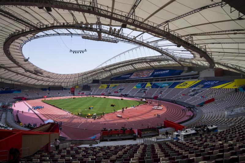 Horarios del Mundial de atletismo y dónde verlo por televisión