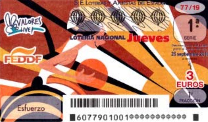 Comprobar la Lotería Nacional del jueves 26 de septiembre: resultados y premios