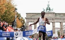 Maratón de Berlín: Bekele se queda a dos segundos de batir el récord del mundo