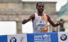 Bekele, ganador del Maratón de Berlín 2019: rozó el récord del mundo