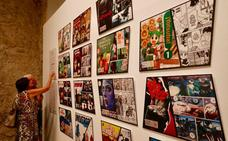 Dibujantes y editoriales se citan en la Nau
