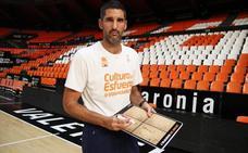Rubén Burgos: «No veníamos a cubrir el hueco del Ros, nos hemos ganado el respeto»