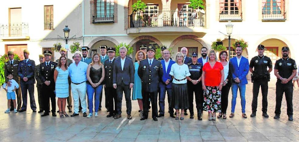 L'Eliana conmemora el Día de la Policía Local