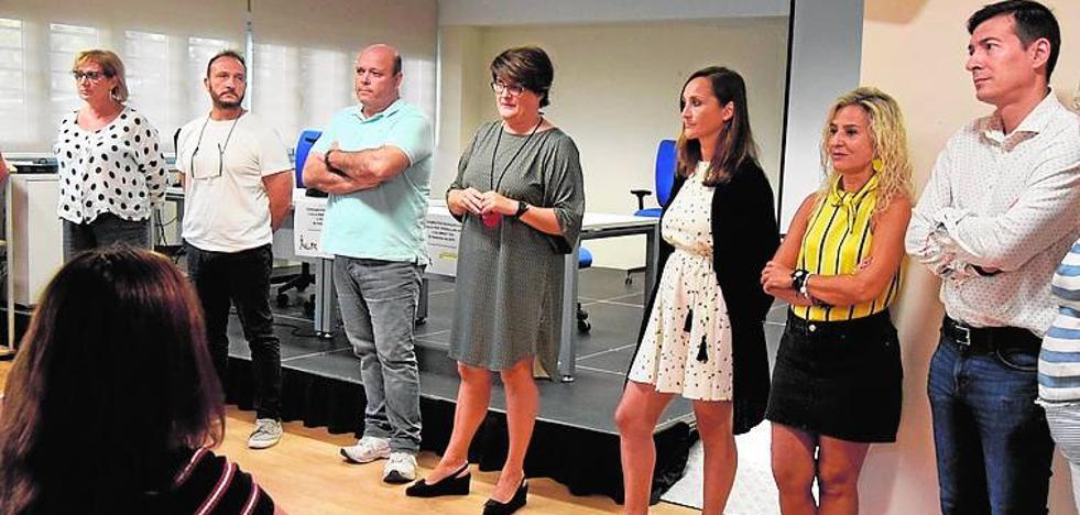 El Centro de Empeo de Burjassot pone en marcha los programas formativos