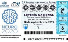 Resultados de la Lotería Nacional de hoy 28 de septiembre: comprobar décimos premiados el sábado