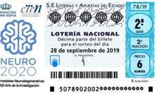 Listado oficial de premios de la Lotería Nacional de hoy 28 de septiembre