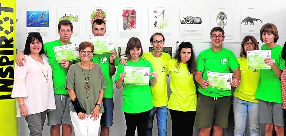 Clausura del III curso de voluntariado ambiental de Quart de Poblet