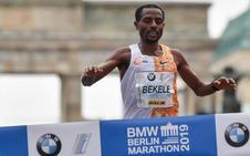 Cuál es el récord del mundo de Maratón