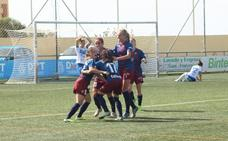 Eva Navarro hace feliz al Levante
