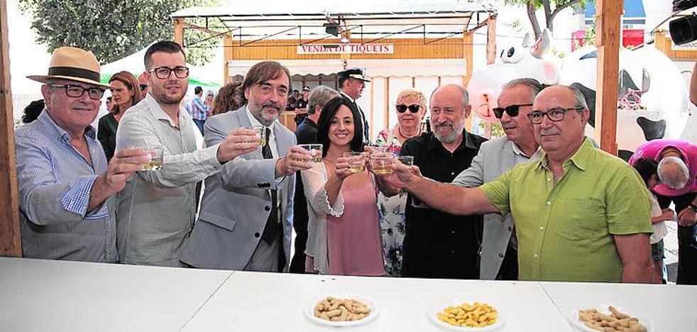 La Fira Gastronòmica de L'Alcúdia alcanza su edición número veinticuatro