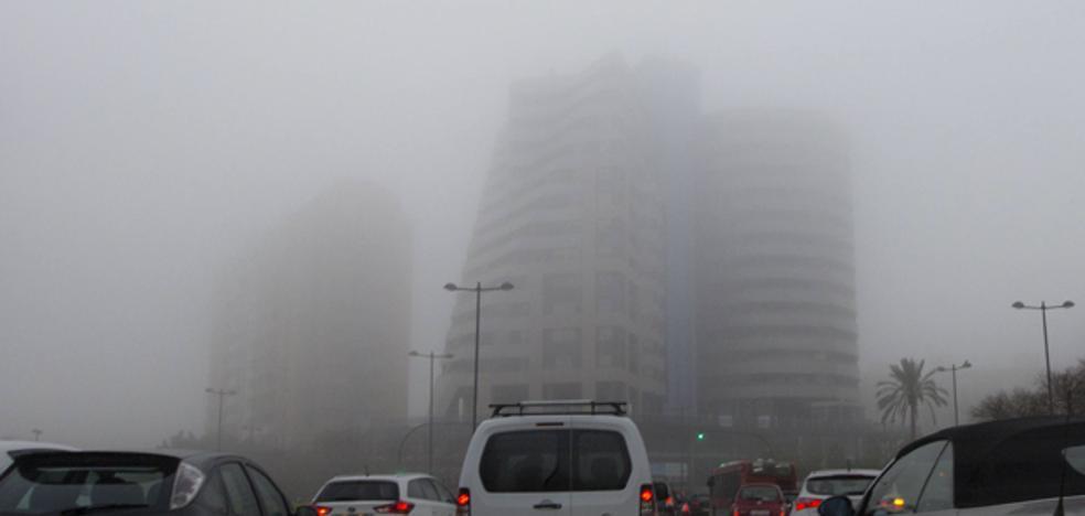 La semana comienza con cambios en las temperaturas en la Comunitat Valenciana