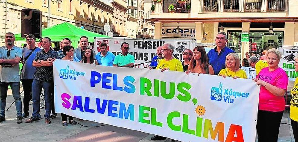La ciudad de Sueca se une al movimiento mundial contra el cambio climático