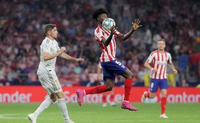 Thomas se erige en mariscal del Atlético