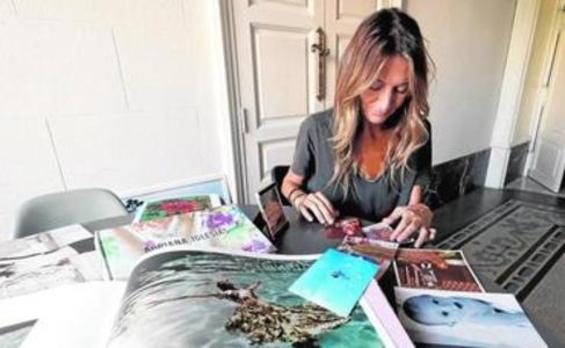 El álbum de la infancia de Adriana Iglesias
